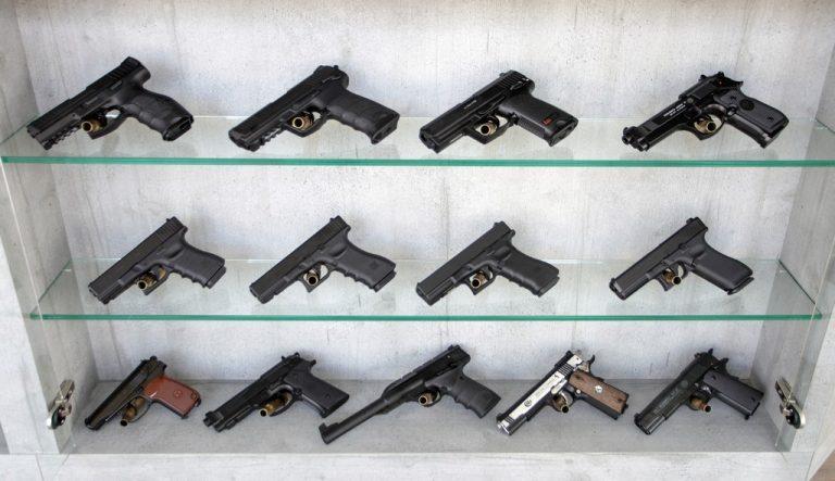 Freie Pistolen