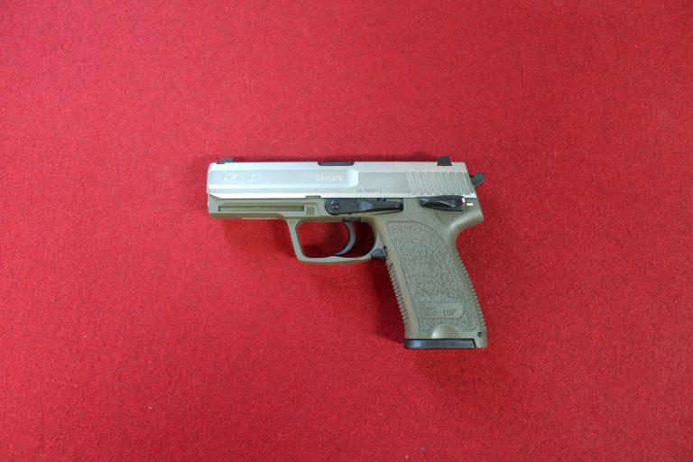 Heckler Koch Pistole